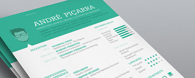 7 ways to create a stunning graphic designer resume - Resume Designer