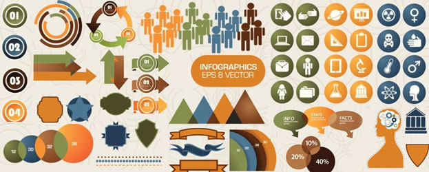 12 Creative Online Tools to Create Illustrations and Infographics