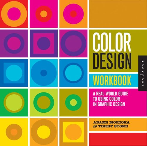 This book is a great introduction to the use of color in graphic design in  print media, computer displays, and architecture. It discusses color  theory, hue, ...